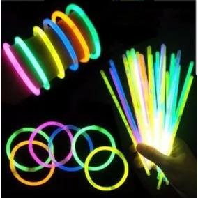 Luz Glow Barra Fluoresente 100 Piezas