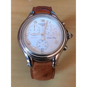de752b11830 Relógio De Pulso Longines Calibre 541 Conquest - Relógios no Mercado ...