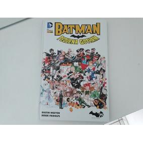 Batman Pequena Gothan Ed. Panini