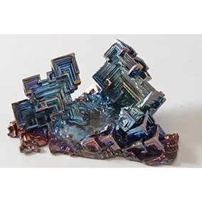Prestigio De Cristal Grande De Muestras Minerales De Bismuto