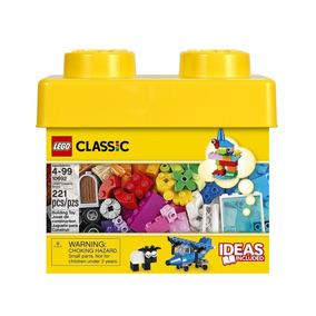 Caja Lego Classic 221 Piezas Juguetes Para Niños