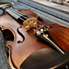 Violino Vignoli 4/4 Natural 644 Linha Profissional + Estojo!
