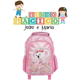 Mochila Lilica Ripilica Grande - Mochila Escolar para Meninas no ... 0fa27be7ca