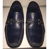 Zapatos Salvatore Ferragamo Azules
