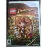 Nintendo Wii - Lego Indiana Jones The Original Adventures