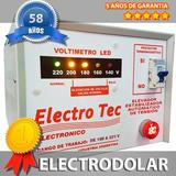 Elevador Automático De Tensión 10 Kva (r 160v) Estabilizador