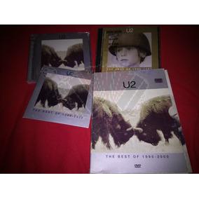 U2 / Grandes Exitos 4cd + 2 Dvd (lados B Y Videoclips)