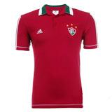 66db1c389d Camisa Fluminense Grena Adidas - Camisas de Futebol no Mercado Livre ...