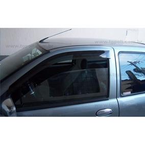 Calha De Chuva Fiat Palio 96-11 Fire 12-16 2 Portas Tg Poli