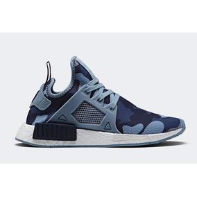adidas Nmd R1 Camo Azul Original