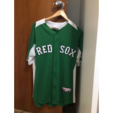 Camisa Uniforme Baseball Boston Red Sox Tam M #28 Gonzalez