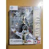 Sh Figuart Power Rangers Gokai Silver