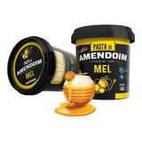 Pasta De Amendoim Com Mel Mandubim 450gr
