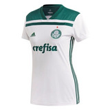 Camisa Do Palmeiras Feminina 2018 Oficial - Mega Promoção 6d9e4b76c6fdd