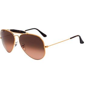Ray Ban Aviador Caçador Rb 3038 Preto Lentes G15 - Óculos no Mercado ... 1969ccb260