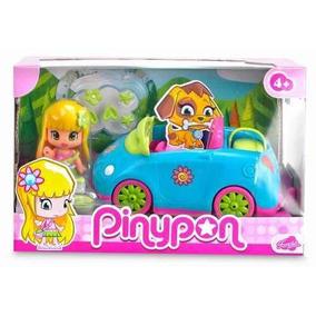 Surtido Coche O Moto Con Sidecar Pinypon Pp0682 R4638