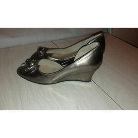 Zapato Mujer Taco Chino Cerrado - Stilletos de Mujer Plateado en ... 32302b46b6bf