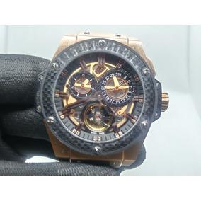 50048c283c7 Hublot Geneve Fundo Branco - Relógios De Pulso no Mercado Livre Brasil