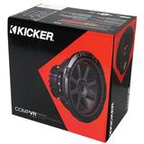 Subwoofer Kicker 12 Compvr 4 Ohm