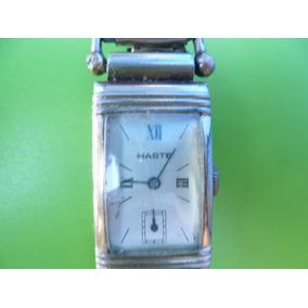 Antiguo Reloj Haste De Cuerda Y Pulso. Caballero. 40s.