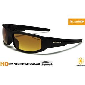 Gafas Xloop Hd Filtro Uv Anti Reflejo Conducción Moto/bici
