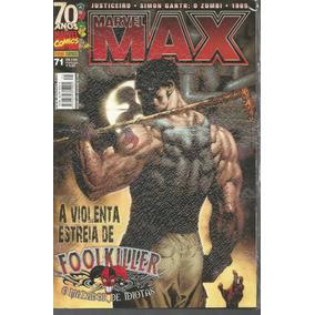 Marvel Max 71 - Panini - Bonellihq Cx17 I17