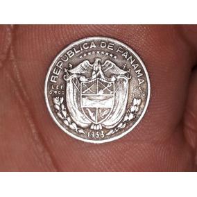 Una Moneda De 1953 Antigua