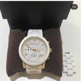 afe92445ebc Relógio Michael Kors (réplica) Usados - Relógios De Pulso