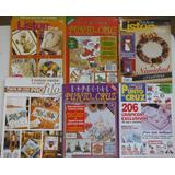 Combo De 84 Revistas De Crochet Ganchillo Tejidos/25