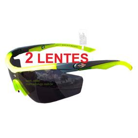 ea7664094593b Oculos Solar Mormaii Athlon Com 2 Lentes Espelhado - Óculos no ...