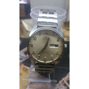 70415b23b47 Relógio Technos Automático Suiço Antigo Coleção - Relógios no ...