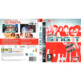 Disney Sing It High School Musical 3 Para Playstation 3