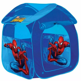 Barraca Casa Infantil Homem Aranha Portátil Zippy Toys