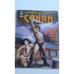 A Espada Selvagem De Conan Nº 41 Bom Estado