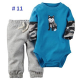 Conjunto Carter´s Niño Bebé 9 Y 12 Meses