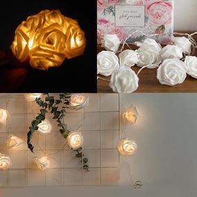 Luminaria Buque 15 Anos Flores Led Festa Casamento Decoracao