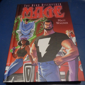Mage By Matt Wagner Volumes 01 & 02 Hardcovers