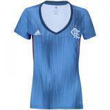 3dbca3132960e Camisa Do Flamengo Azul Feminina - Camisa Flamengo no Mercado Livre ...