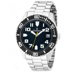 d8d492ea5f0 Relogio Champion Masculino Vidro Safira - Relógios no Mercado Livre ...