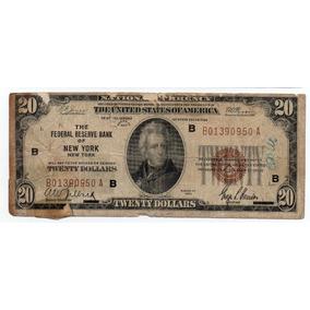 Estados Unidos 20 Dolares Pick 397