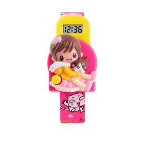 687d9ed58d Relogio Infantil Frozen Outras Marcas - Relógios De Pulso no Mercado ...