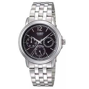 Relógio Masculino Social - Mtp-1174a-7a - Casio