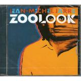 Jean Michel Jarre: Zoolook ( Cd Sellado)