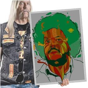 Lendas Do Rock Quadro Banda Tim Maia Foto Poster A2 23