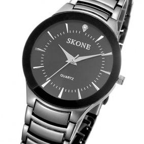 cc12b77908c Relógio Skone 7199 - Relógios no Mercado Livre Brasil