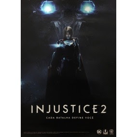 Injustice 2 - Poster Omelete Box