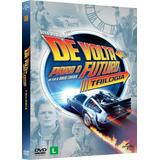Dvd De Volta Para O Futuro - Trilogia - 30º Aniversário -
