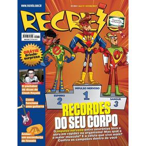 Kit Coleção Recreio Monster Club + Revista (4 Edições)