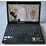 Carcaça Notebook Lg Lgr38 R380 - Com Defeito- Leia O Anúncio