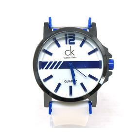d1d92882b1f Relogio Calvin Klein Pulseira Borracha - Relógios De Pulso no ...